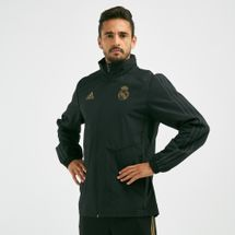 adidas Men's Real Madrid Football Away Jacket - 2019/20