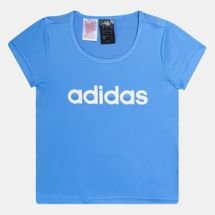 adidas Kids' Logo T-Shirt (Older Kids)