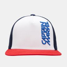 adidas Kids' x Disney Marvel Captain Marvel Cap (Younger Kids)
