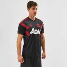 adidas Manchester United Home Pre-Match Football Jersey