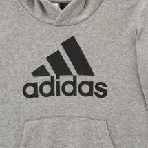 adidas Kids' Essentials Logo Hoodie, 1283140