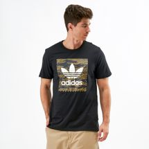 adidas Camo BB Solid T-Shirt