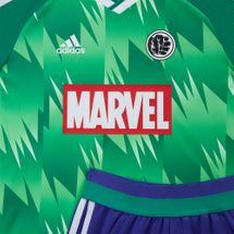 adidas Kids' Marvel Hulk Football Set, 1200761