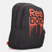 Reebok Kids' Foundation Backpack - Orange, 1320152