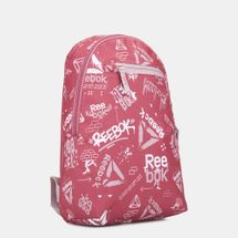 Reebok Kids' Small Graphic Backpack - Red, 1320140