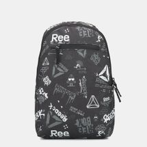 Reebok Kids' Small Graphic Backpack