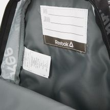 Reebok Kids' Small Graphic Backpack - Black, 1320133