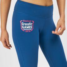 Reebok Crossfit Chase 3/4 Capri Leggings, 1313676