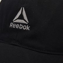 Reebok Men's Active Foundation Logo Cap - Black, 1610365