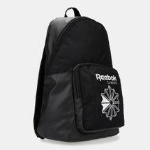 Reebok Unisex Classics Core Backpack - Black, 1610416