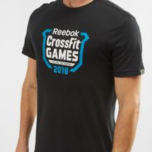 Reebok CrossFit Games Crest T-Shirt, 1332085