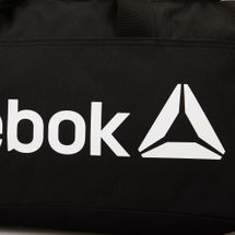 Reebok Men's Active Core Grip Duffel Bag - Black, 1610469