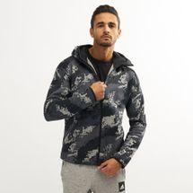 adidas Men's ZNE Camo Graphic Hoodie