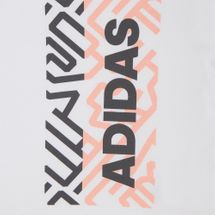adidas Kids' ID Graphic T-shirt, 1200771