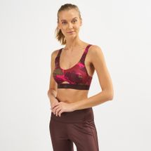 adidas Stronger For It Soft Printed Sports Bra, 1407344