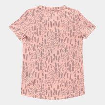 adidas Kids' Badge Of Sport T-Shirt (Little Girls), 1420233