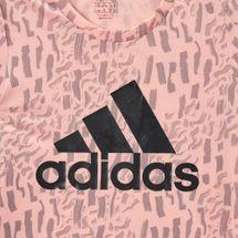 adidas Kids' Badge Of Sport T-Shirt (Little Girls), 1420234