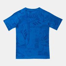 adidas Kids' ID Print T-Shirt, 1200776