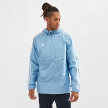 adidas Spectral Mode Tango Windbreaker Football Jacket