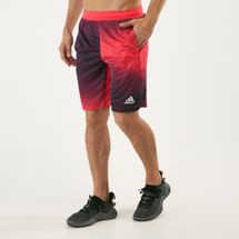 adidas Men's 4KRFT Sport Spray Graphic 9-Inch Short