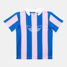 adidas Originals Kids' Striped Jersey (Baby and Toddler)