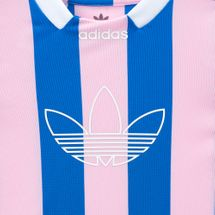 adidas Originals Kids' Striped Jersey (Baby and Toddler), 1640143