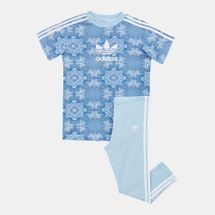 adidas Originals Kids' Culture Clash T-Shirt and Leggings Set (Older Kids)