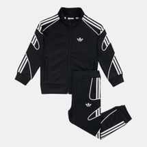 adidas Originals Kids' Flamestrike Track Suit (Baby and Toddler)
