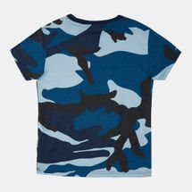 adidas Originals Kids' Camouflage T-Shirt (Older Kids), 1578459
