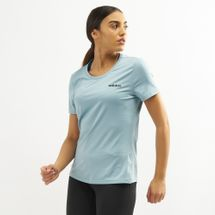 adidas Women's D2M Solid T-Shirt