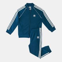 adidas Originals Kids' SST Track Suit (Baby and Toddler)