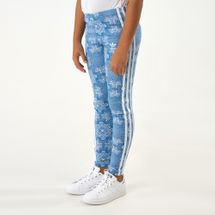 adidas Originals Kids' Culture Clash Leggings (Older Kids)