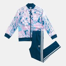 adidas Originals Kids' Marble SST Track Suit (Younger Kids)