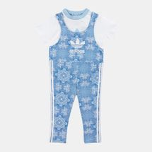 adidas Originals Kids' Culture Clash Jumpsuit (Baby and Toddler)