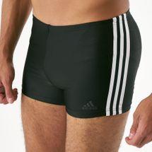 adidas Men's 3-Stripes Swim Boxers, 1516584