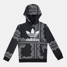 adidas Originals Kids' Bandana Hoodie (Older Kids)