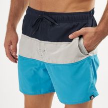 adidas Men's Colourblock Swim Shorts, 1461036