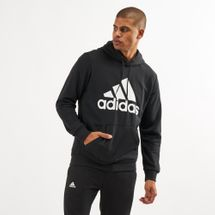 adidas Men's Must Haves Badge of Sport Hoodie