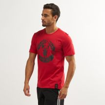 adidas Men's Manchester United DNA Graphic T-Shirt