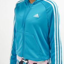 adidas Women's Hoodie and Tights Track Suit, 1484015