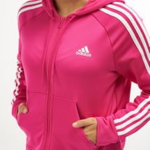 adidas Women's Hoodie and Tights Track Suit, 1484039