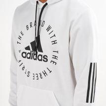 adidas Men's Sport ID Hoodie, 1459060