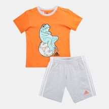 adidas Kids' Animal Set (Baby and Toddler)
