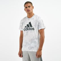 adidas Men's ID Spray Dye T-Shirt