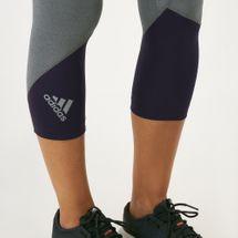 adidas Women's Alphaskin Sport 2.0 Three-Quarter Leggings, 1593740