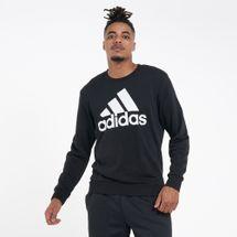 adidas Men's Must Haves Badge Of Sport Sweatshirt