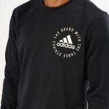 adidas Men's Sport ID Mesh Sweatshirt, 1459064
