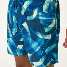 adidas Men's Parley Printed Shorts, 1637987