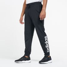 adidas Men's Essentials Linear Tapered Pants