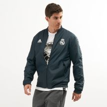 adidas Men's Real Madrid Anthem Jacket